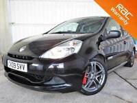 2009 09 RENAULT CLIO 2.0 RENAULT SPORT CUP 3D 197 BHP! P/X WELCOME! FULL DEALERS