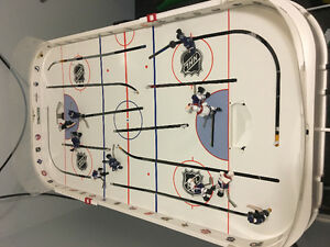 Hockey game table