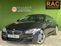 2013 BMW 6 Series 3.0 640D M SPORT GRAN COUPE 4d 309 BHP Coupe Diesel Manual