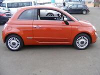 Fiat 500 1.3-16V MULTIJET LOUNGE