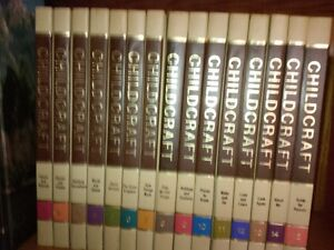 Childcraft - 15 Volumes - great for kids