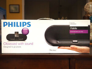 Philips Fidelio Docking Speaker