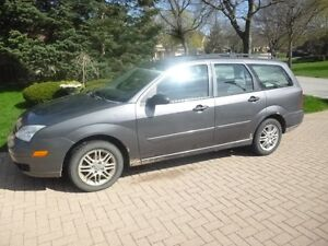 2007 Ford Focus Wagon -  AS - IS - Automatic