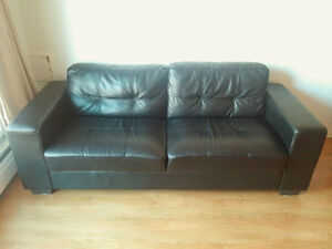 Couch/canapé like new