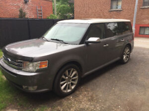 FORD FLEX LIMITED AWD 2010 - 7 PASSAGERS