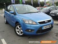 2009 FORD FOCUS 1.6 Zetec 2 Owners Low Insurance Aircon Alloy Wheels