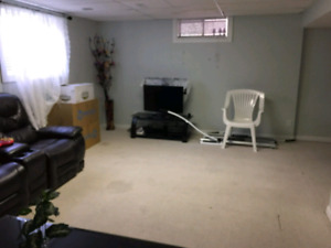 2 bedroom basement for rent in Marlborough Ne
