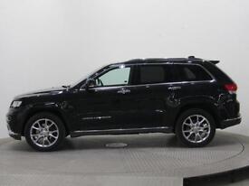 2014 Jeep Grand Cherokee 3.0 CRD Summit 5dr Auto Diesel black Automatic