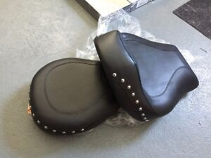 harley softail  siege mustang neuf  de 84 a 99  complet
