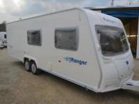Bailey Ranger 620/6 2007 6 Berth Fixed Bed Twin Axle Touring Caravan