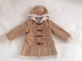Duffle coat for 2-3 year old