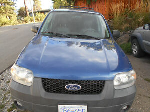 2007 Ford Escape SUV, Crossover
