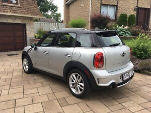 2013 MINI Cooper S Countryman VUS