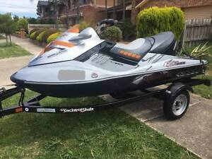 2009 SEADOO JETSKI RXTX 255HP SUPERCHARGED Bundoora Banyule Area Preview