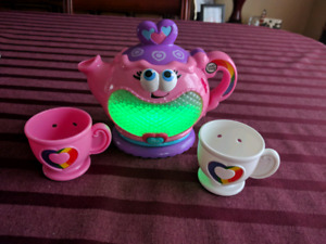 Leap frog tea set