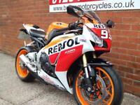 HONDA CBR1000RR REPSOL MOTORCYCLE