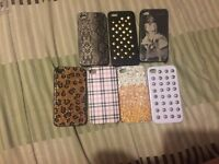 iPhone 4 and 5s cases