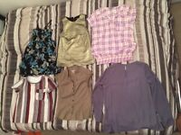 Bundle or individual 6/8/S ladies tops, different Brands