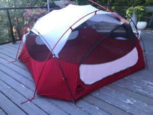 Ultralight 4-Person Tent and Footprint