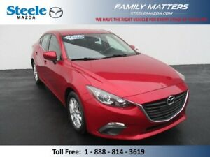2015 MAZDA MAZDA3 GS (INCLUDES NO CHARGE WARRANTY)
