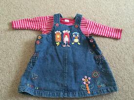 Baby girls bundle of clothing 0-3 / 3-6mth