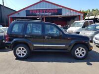 Jeep Cherokee 2.8TD ( 161bhp ) 4X4 Limited