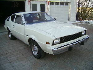 1979 Plymouth ARROW GS 5 Speed *MINT**MOPAR*