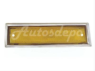 (FOR 81-91 C10 PICKUP BLAZER SUBURBAN SIDE MARKER LIGHT RH)