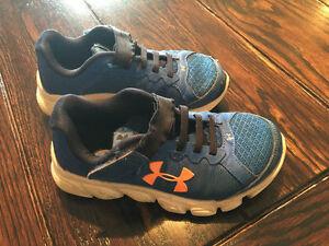Boys Under Armour Shoes size 12