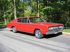 1966 Dodge Charger 426 Hemi 4 Speed