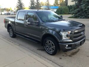 2015 Ford F-150 SuperCrew Lariat Sport Pickup Truck