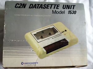 Vintage Commodore C2N Datasette - Model 1530