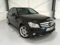 Mercedes-Benz C180 Kompressor 1.6 Blue F 2010MY Sport
