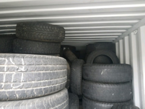 Winters and all season tires starting at $25 a tire