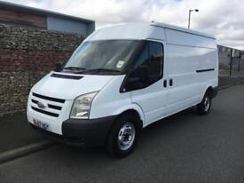 FORD TRANSIT 350 115 6 SPEED LWB MEDIUM ROOF
