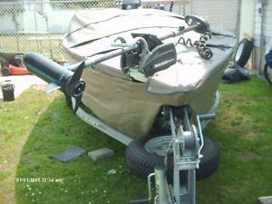 2011 Princecraft Starfish DLX,Pro162 Fishing Package Gatineau Ottawa / Gatineau Area image 5