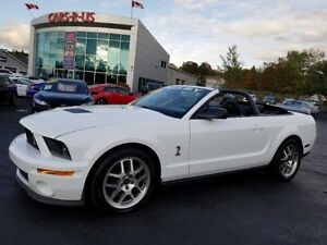2009 Ford Shelby GT500 Convertible / Supercharged