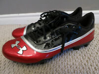 Underarmour Cleats size 12