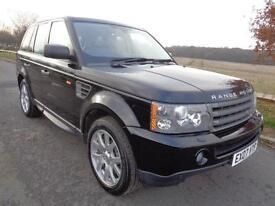 2007 Land Rover Range Rover Sport 2.7 TD V6 HSE 5dr