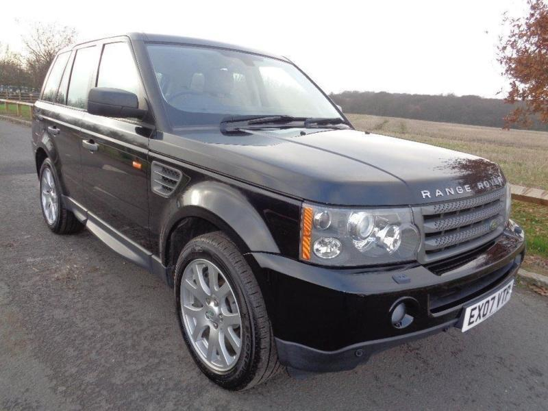 2007 land rover range rover sport 2 7 td v6 hse 5dr in brentwood essex gumtree. Black Bedroom Furniture Sets. Home Design Ideas