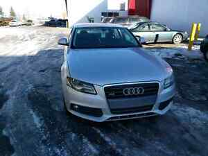Audi A4 2009 Quattro with low km