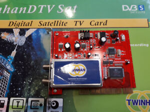 Satellite DVB-S PCI Card