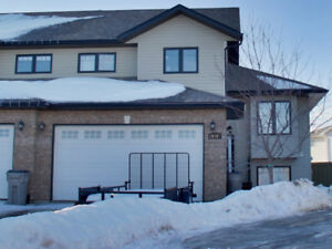 Open House 1,400+ sq ft home, attached dbl garage, huge yard