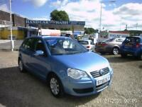 Volkswagen Polo 1.4 (75PS) SE Hatchback 5d 1390cc