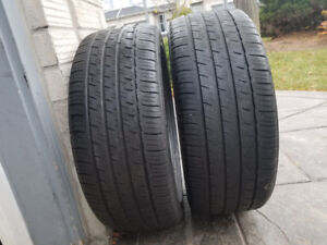 Two Michelin Primacy MXM4 Tires