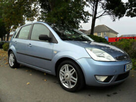 FORD FIESTA 1.4 2005 COMPLETE WITH M.O.T HPI CLEAR INC WARRANTY