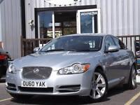 2010 Jaguar XF 3.0d V6 Luxury 4dr Auto 4 door Saloon