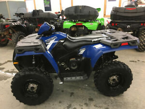 2014 POLARIS 400 SPORTSMAN...$500 GIFT CARD WITH FINANCING