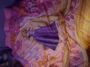 Disney Tangled Bedding and Curtains