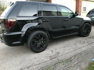 2007 Jeep Grand Cherokee SRT8 6.1L